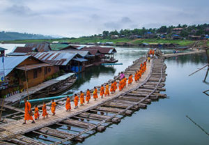 Thailand-Airport Transfers bangkok to kanchanaburi home