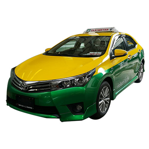 bangkok to pattaya taxi transfer